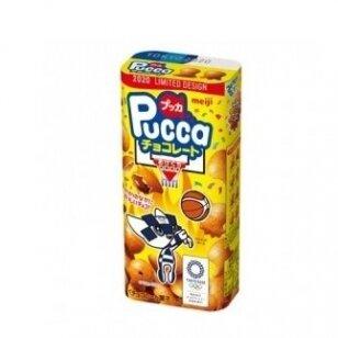 Sausainiai PUCCA CHOCOLATE ( Tokyo 2020 limited edition) 43g