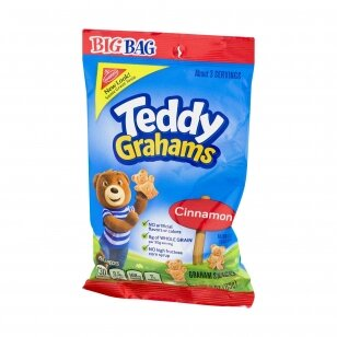 Sausainiai TEDDY ( su cinamonu) 85g