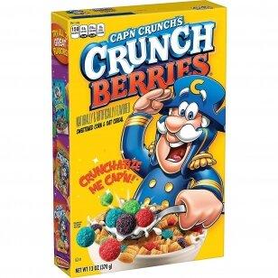 Sausi pusryčiai Cap'n Crunch Berries 360g