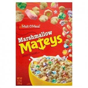 Sausi pusryčiai Malt-o-Meal Marshmallow Matey's 320g