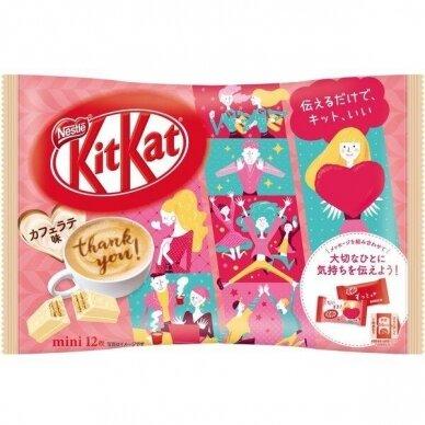 Saldainiai KIT KAT Cafe Latte Mini ( 12 vnt.)