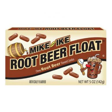 Saldainiai MIKE AND IKE Root Beer Float 141g
