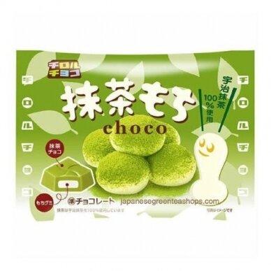 Saldainiai TILOL CHOCO MATCHA MOCHI CHOCO 44g