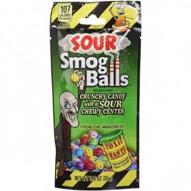 Saldainiai TOXIC Waste Sour 85g