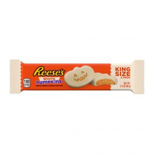 Šokoladas REESE'S White Peanut Pumpkins 68g