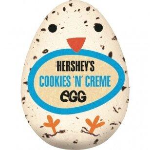 Šokoladinis kiaušinis HERSHEY'S Cookies&Cream 34g