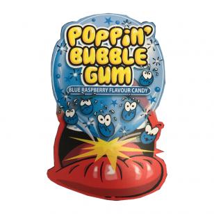 Sproginėjanti kramtomoji guma CANDY CASTLE ( įv. skoniai) 10g