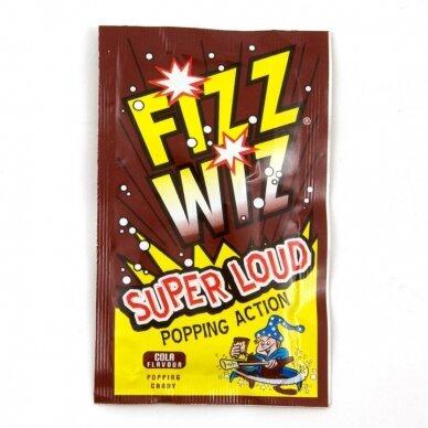 Sproginėjantys saldainiai FIZZ WIZZ Cola 4,9g