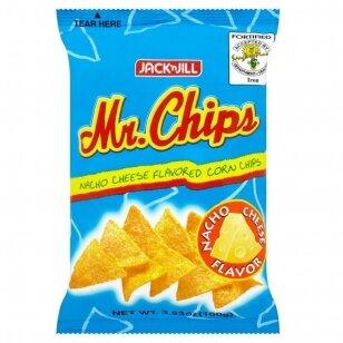 Traškučiai Mr. Chips Nacho Cheese 100g