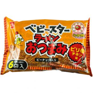 Traškučiai RAMEN Otsumami Spicy Chicken 168g