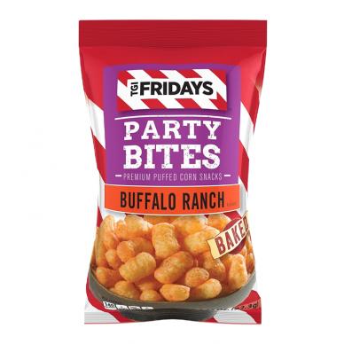 Traškučiai TGI Fridays Buffalo Ranch Party Bites 92g
