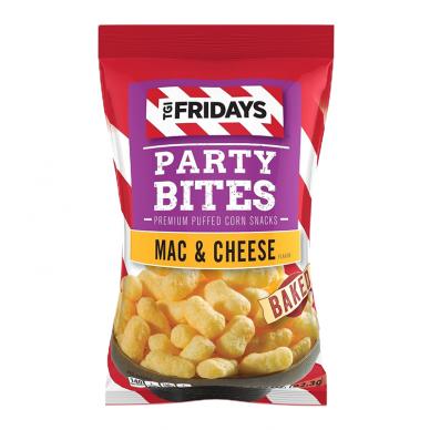 Traškučiai TGI Fridays Mac & Cheese Party Bites 92g