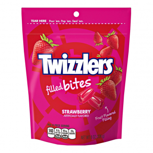 Twizzlers Strawberry Filled Bites (226g)